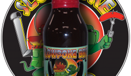 Slowpoke Spicy Apple Barbecue Sauce