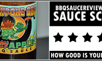 BBQ sauce review