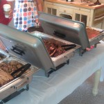 BBQ party for 50 people