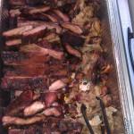 Rib, Rib tip and Pulled Pork